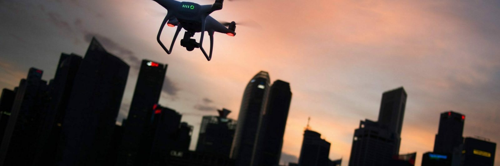 Chinese Manufactured Drone Application Might Be Spying On Us Citizens
