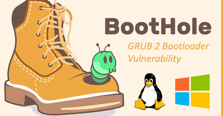 Critical Grub2 Bootloader Bug Influences Billions Of Linux And Windows