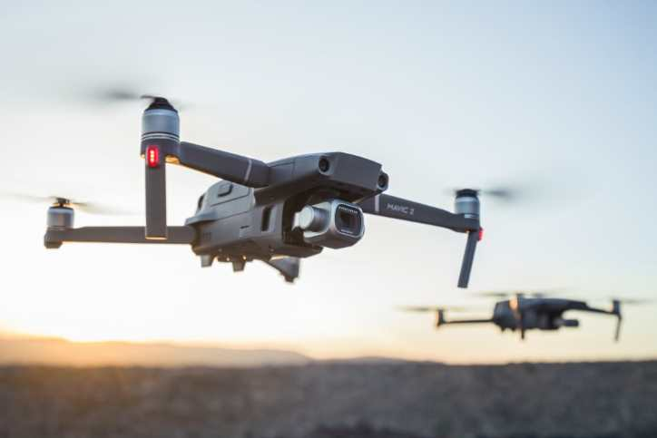 Dji Drone App Riddled With Privacy Issues, Researchers Allege
