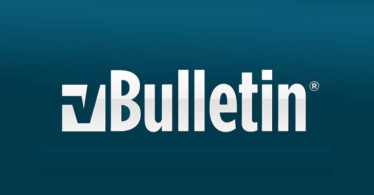 A New Vbulletin Working Day Rce Vulnerability And Exploit Disclosed