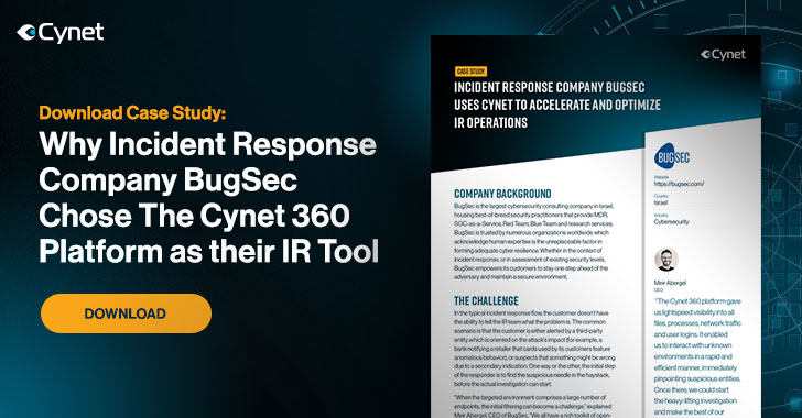 Case Examine: How Incident Response Providers Choose Ir Tools