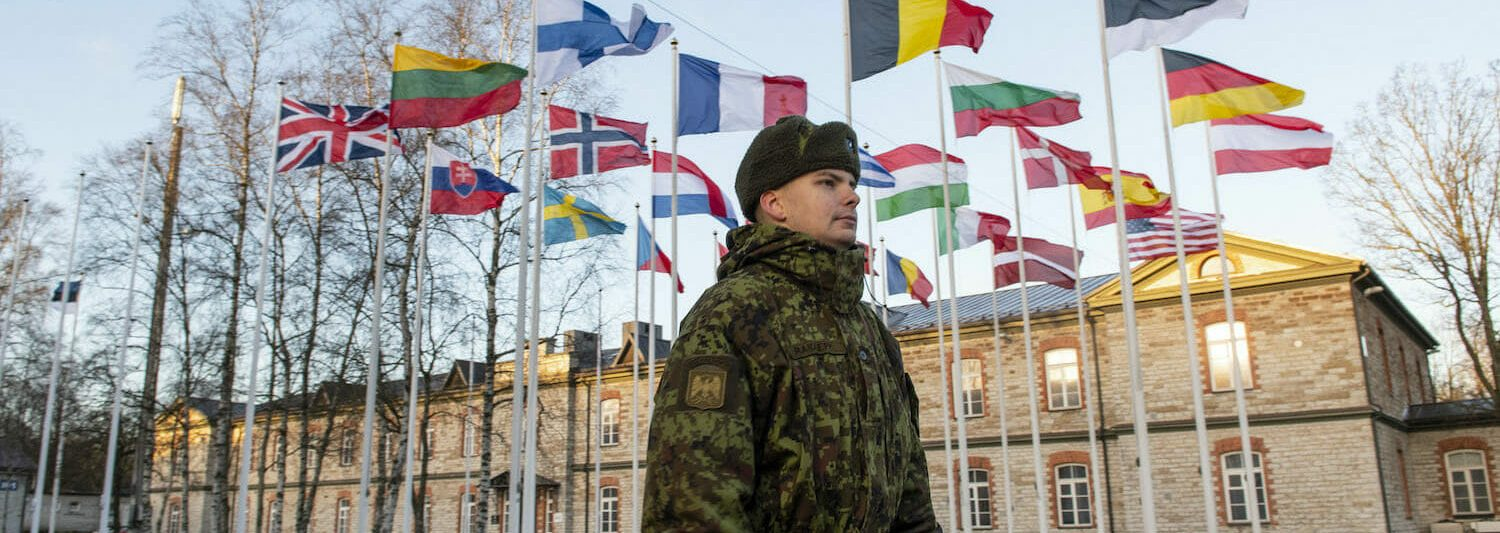 Estonia Ambassador To Link Dots From Cyberwar To Security Lifestyle