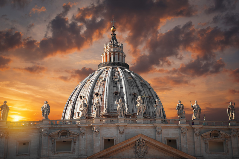 Hackers Continue Cyberattacks Against Vatican, Catholic Orgs