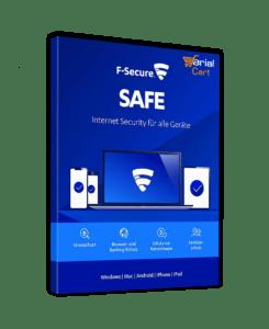 F Secure Safe 2021