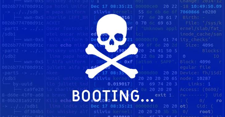 New 'mosaicregressor' Uefi Bootkit Malware Found Active In The Wild