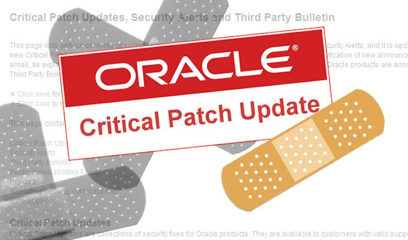 Oracle Kills 402 Bugs In Massive October Patch Update