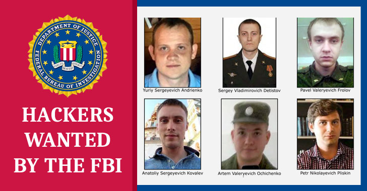U.s. Charges 6 Russian Intelligence Officers Over Destructive Cyberattacks
