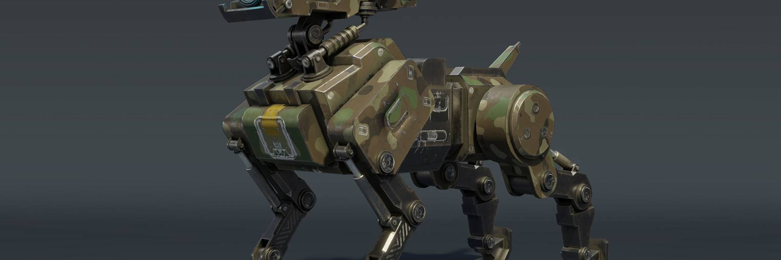 It's Too Late To Let Slip The Robodogs Of War