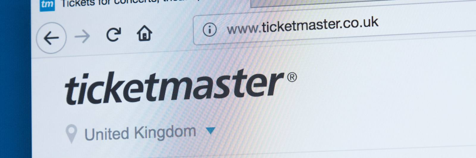 Ticketmaster Fined £1.25m For 2018 Data Breach