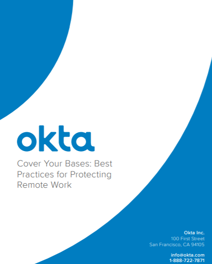 Best Practices For Protecting Remote Work