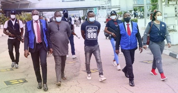 Interpol Arrest 3 Nigerian Bec Scammers For Targeting Over 500,000