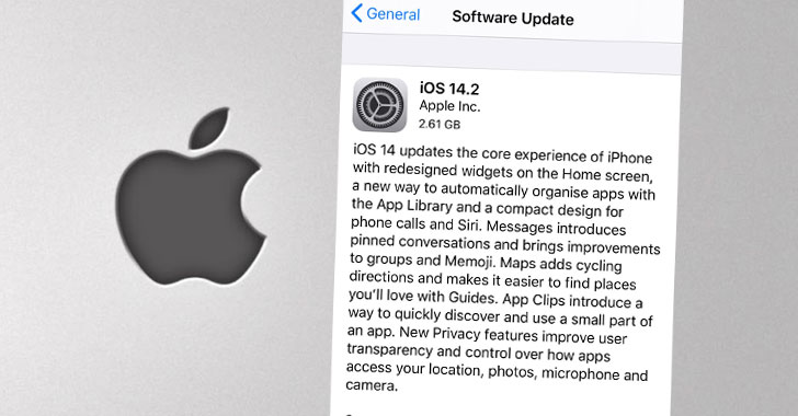 Update Your Ios Devices Now — 3 Actively Exploited 0 Days