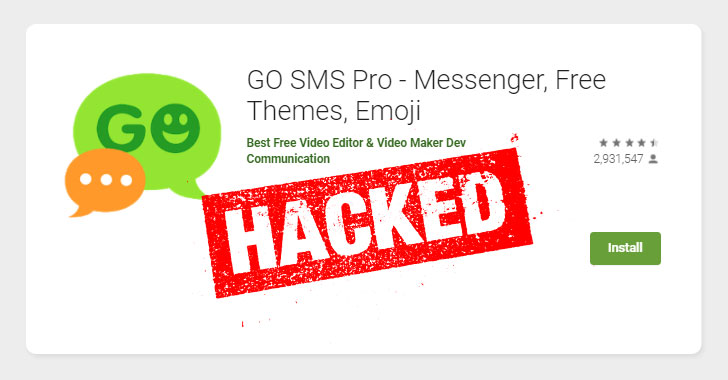 Warning: Unpatched Bug In Go Sms Pro App Exposes Millions