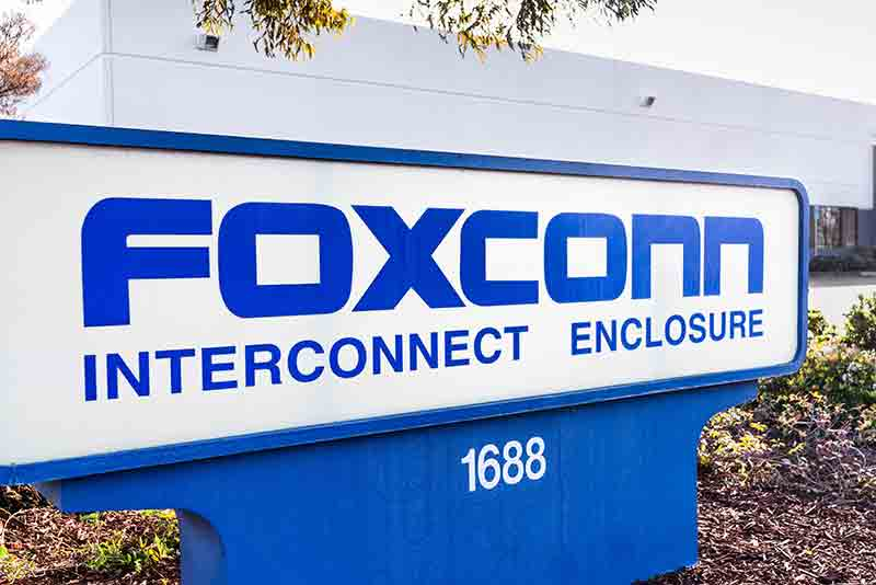 Apple Manufacturer Foxconn Confirms Cyberattack