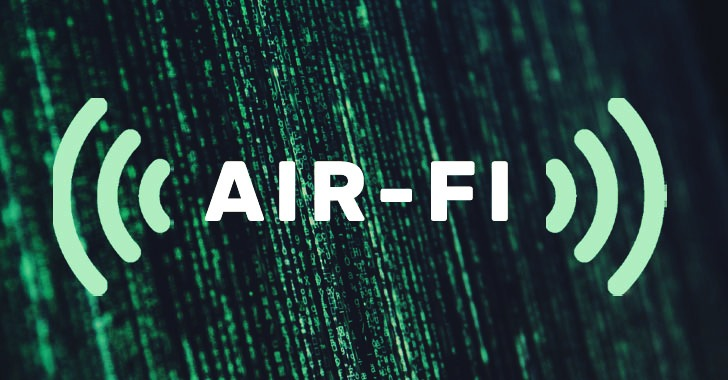 Exfiltrating Data From Air Gapped Computers Via Wi Fi Signals (without Wi Fi