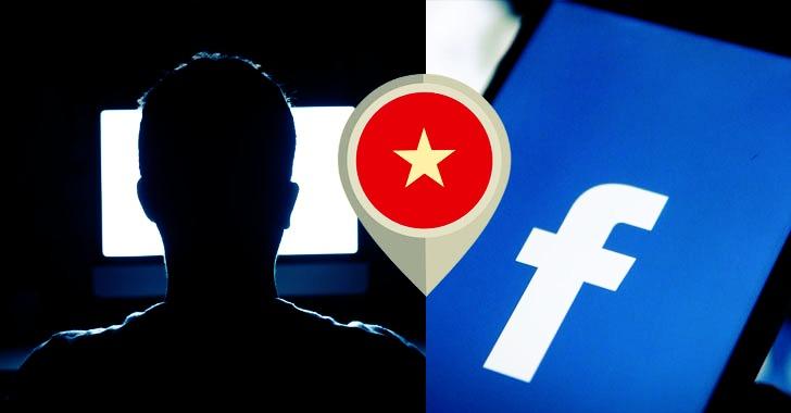 Facebook Tracks Apt32 Oceanlotus Hackers To It Company In Vietnam