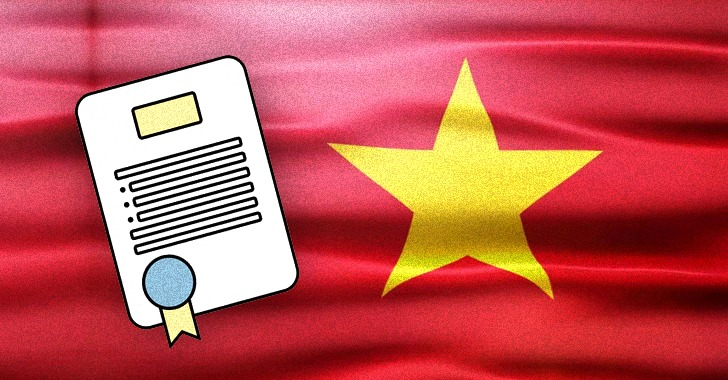 Software Supply Chain Attack Hits Vietnam Government Certification Authority