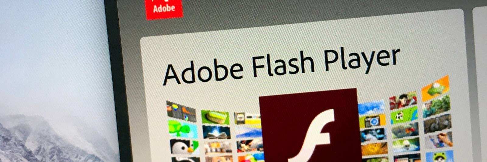 Adobe Flash Player Is Officially Dead