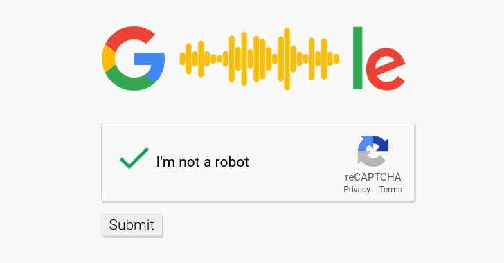 Google Speech To Text Api Can Help Attackers Easily Bypass Google Recaptcha