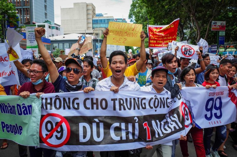 Cyberattacks Launch Against Vietnamese Human Rights Activists