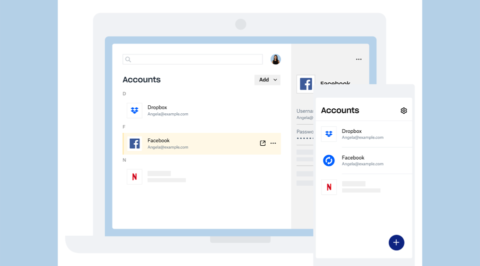 dropbox passwords will be free for all users from april