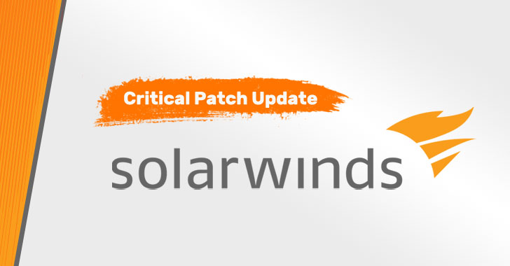 another critical rce flaw discovered in solarwinds orion platform