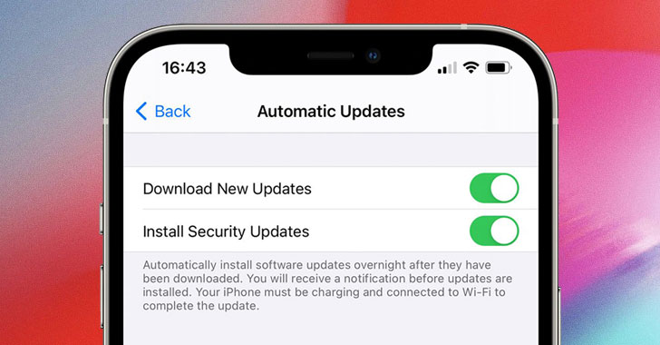 apple may start delivering security patches separately from other os