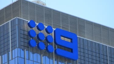 The headquarters for Australia's Channel 9 TV station
