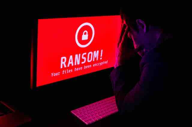 ransomware attack strikes spain's employment agency