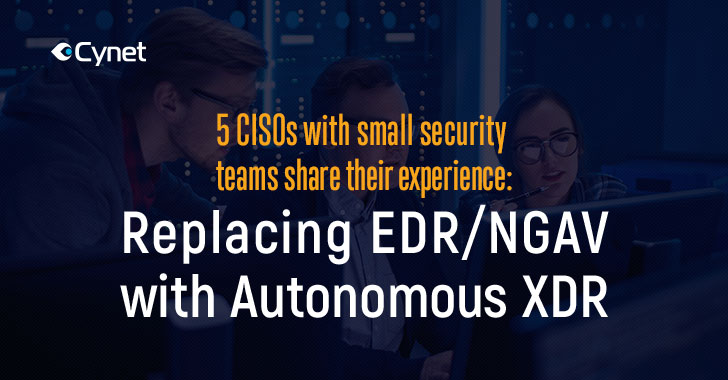 Replacing Edr/ngav With Autonomous Xdr Makes A Big Difference For
