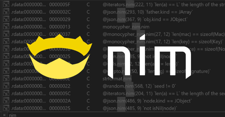 researchers spotted malware written in nim programming language