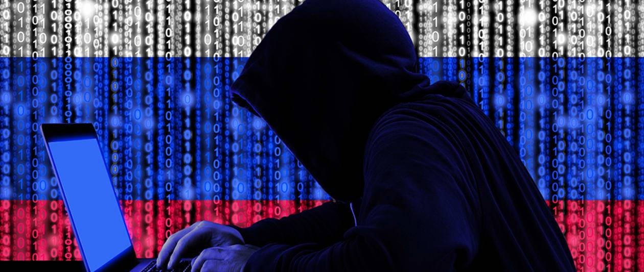 russia launched over a million cyber attacks in three months