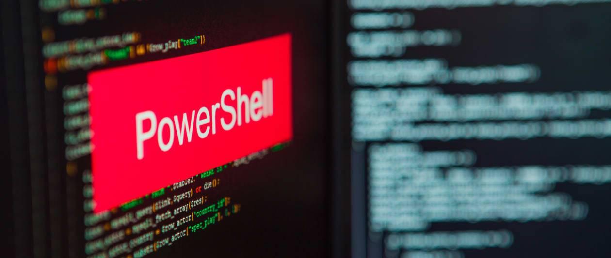 powershell threats increased over 200% last year