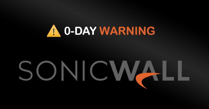 3 zero day exploits hit sonicwall enterprises email security appliances
