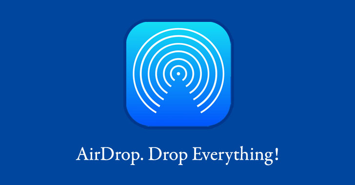 apple airdrop bug could leak your personal info to anyone