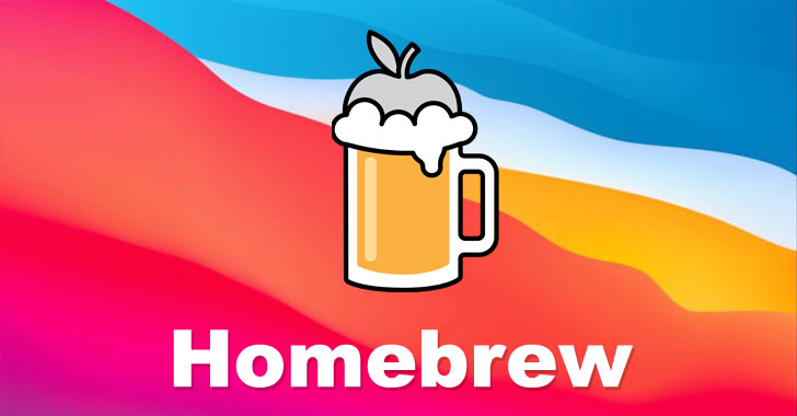 critical rce bug found in homebrew package manager for macos