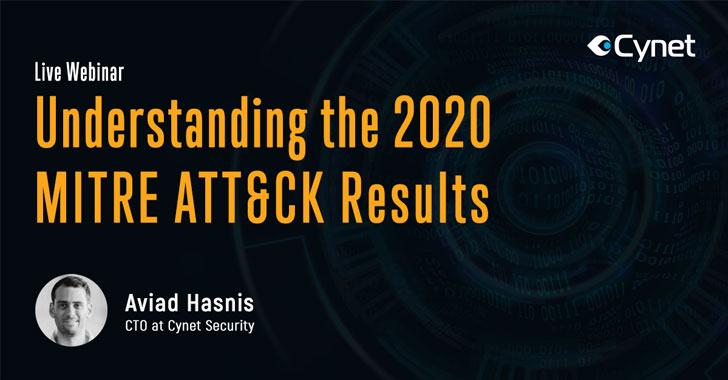cybersecurity webinar: understanding the 2020 mitre att&ck results