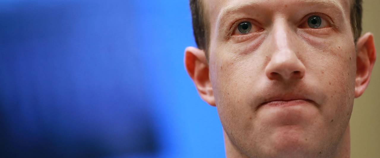 did facebook's business model make the company an easier target