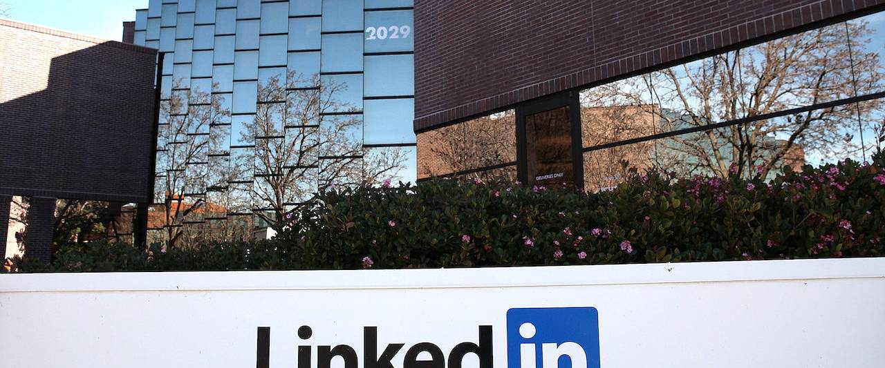foreign threat actors used fake linkedin profiles to lure 10,000