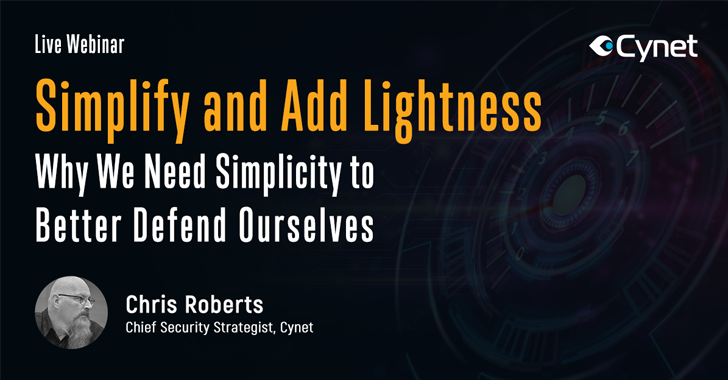 simplify, then add lightness – consolidating the technology to better