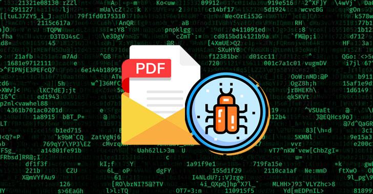 yikes! cybercriminals flood the intrenet with 100,00 malicious pdf documents