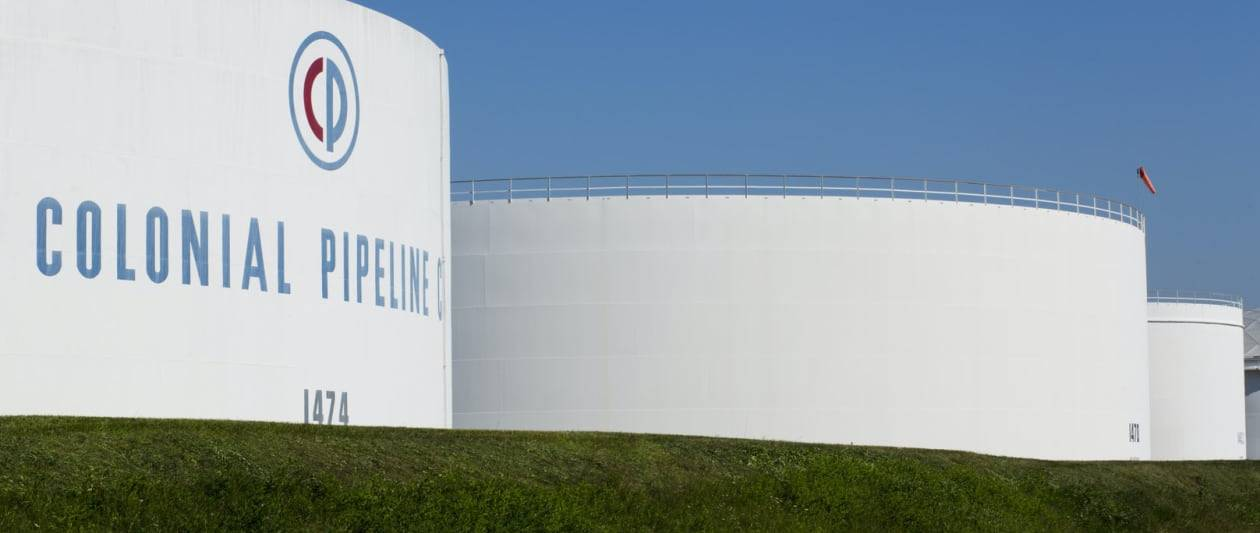 ransomware leads to shutdown of us fuel pipeline