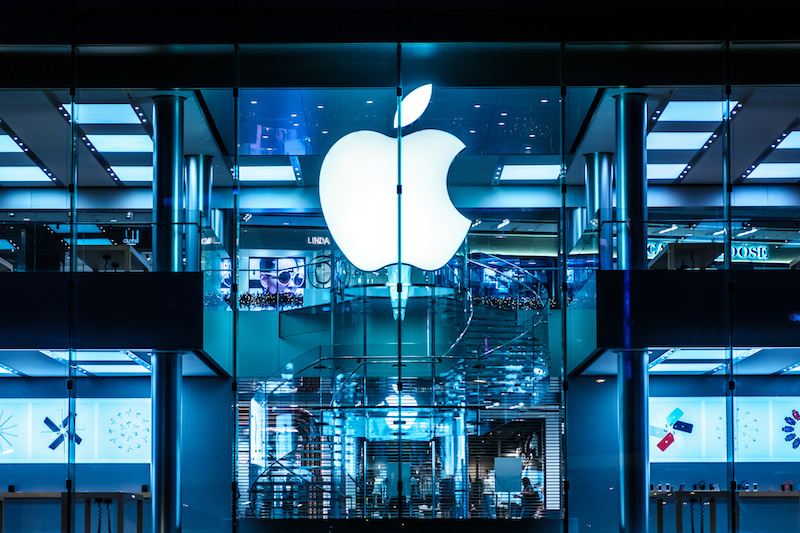 apple's 'find my' network exploited via bluetooth