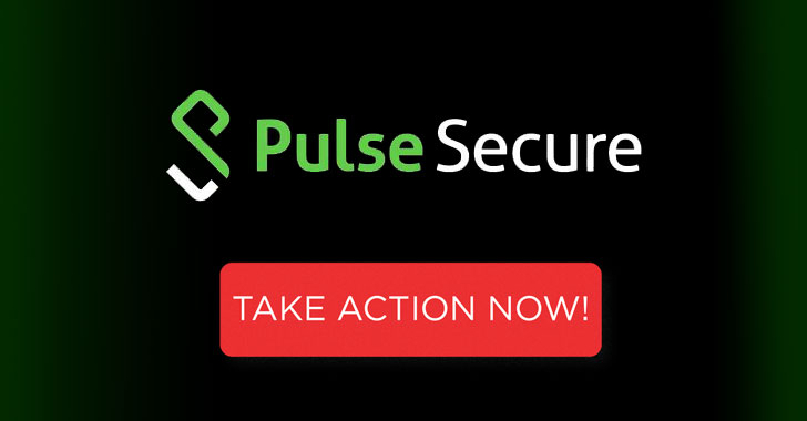 critical patch out for month old pulse secure vpn 0 day under