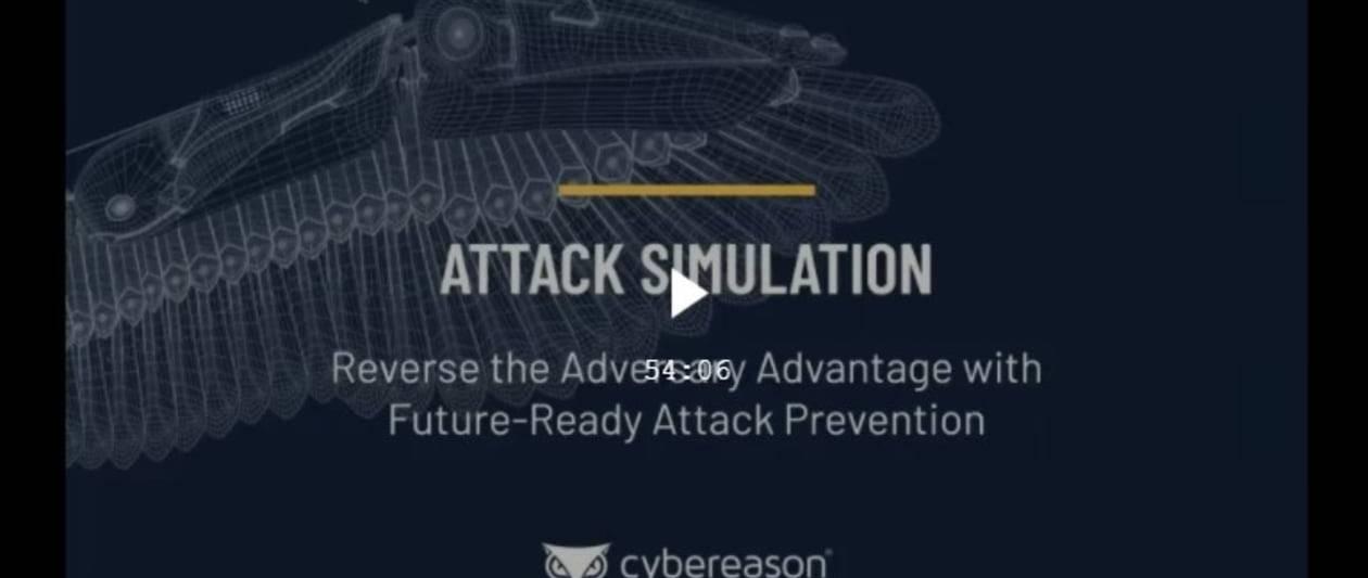 cybereason attack simulation
