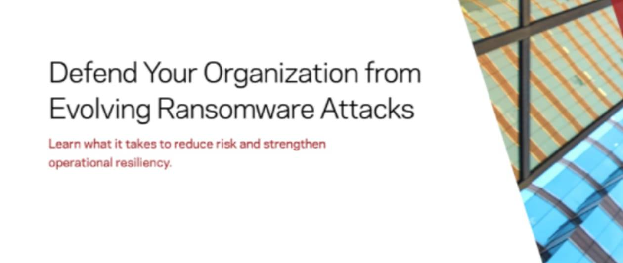 defend your organisation from evolving ransomware attacks