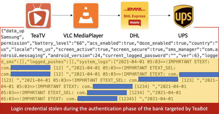 experts warn of a new android banking trojan stealing users'