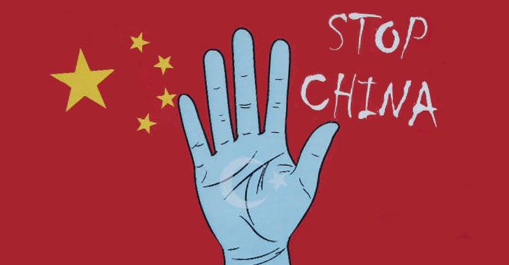 hackers using fake foundations to target uyghur minority in china