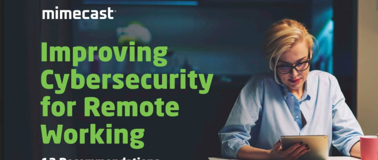 how to improve cyber security for remote working